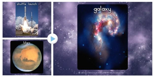 Space Display Photo PowerPoint - australia, space, display, photo