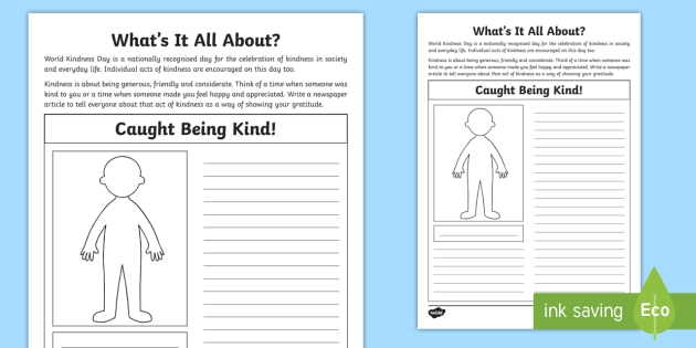 "act of kindness essay for grade 2 2) videos about random acts of kindness: ""random acts of kindness list"" practical ways to perform random acts of kindness and pass on a list to those you impact so that they, too, might pass on the kindness  essay contest topics dealt with real-world issues great practice for ap test, sat test, college essay writing, and more."