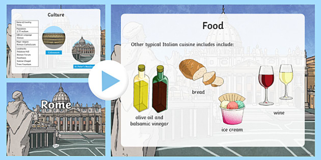 Rome Information PowerPoint - rome, information, powerpoint, rome powerpoint, information powerpoint, rome information, powerpoint about rome, rome facts