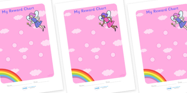 Fairy Sticker Reward Chart (15mm) - Fairy Reward Chart (15mm), fariy, reward chart, chart, reward, 15mm, 15 mm, stickers, twinkl stickers, award, certificate, well done, behaviour management, behaviour, fairies, fantasy, wand, faerie, story