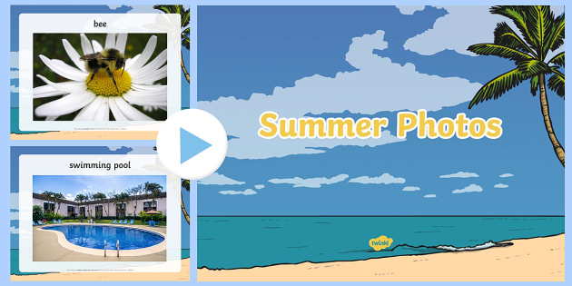 Photo PowerPoint - photographs, photos, class discussion, ppt