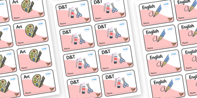 Chaffinch Themed Editable Book Labels - Themed Book label, label, subject labels, exercise book, workbook labels, textbook labels