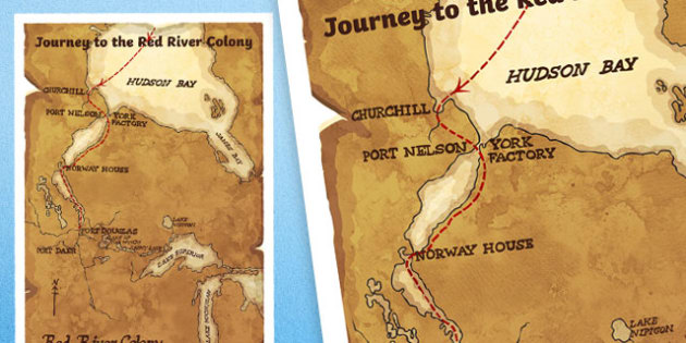 The Desperate Journey Map Poster - The Highland Clearances, cfe, curriculum for excellence, the desperate journey