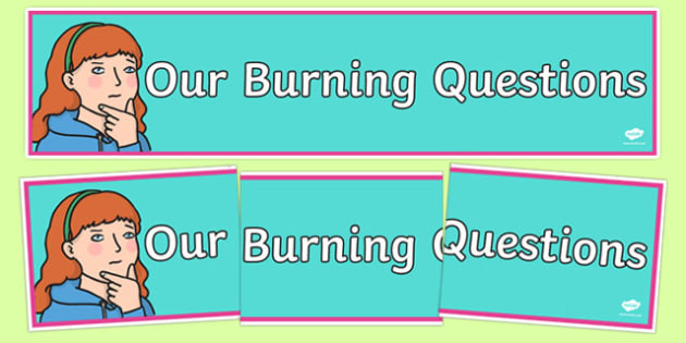 Our Burning Questions Display Banner-Australia
