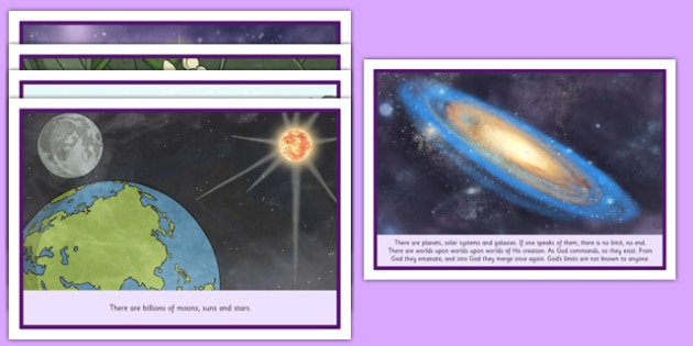 Sikh Creation Story Story Cards