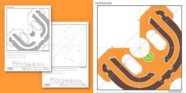 Enkl Simple Origami Halloween Pumpkin - enkl, paper craft, paper model, paper, model, craft, printables, simple, origami, halloween, pumpkin