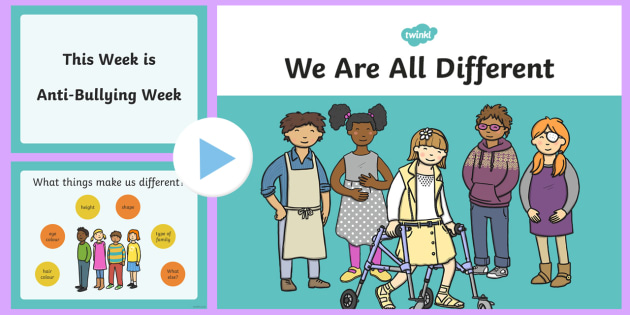 Anti-Bullying KS1 Assembly PowerPoint - bully, bullying, anti bullying, unkind, pshe, social, relationship, getting on,