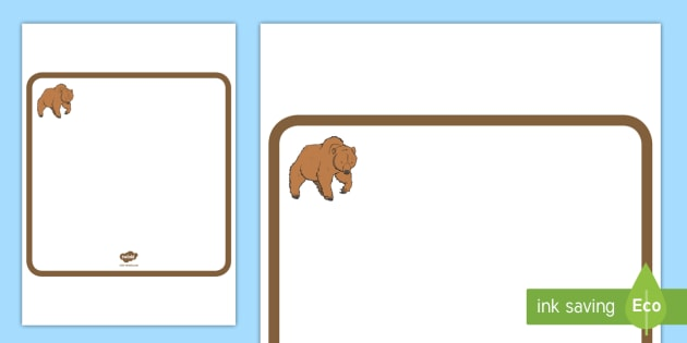 Bear Themed Editable Classroom Area Display Sign - Themed Classroom Area Signs, KS1, Banner, Foundation Stage Area Signs, Classroom labels, Area labels, Area Signs, Classroom Areas, Poster, Display, Areas