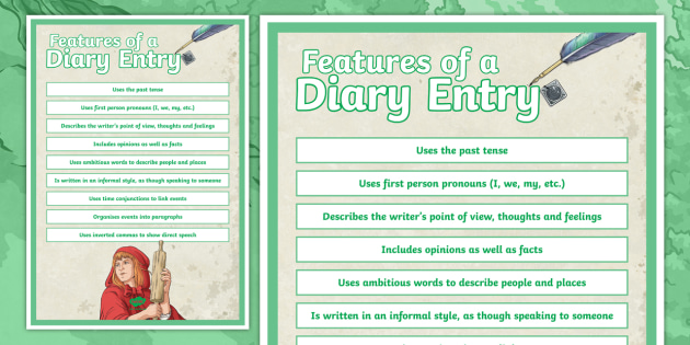diary powerpoint templates free download