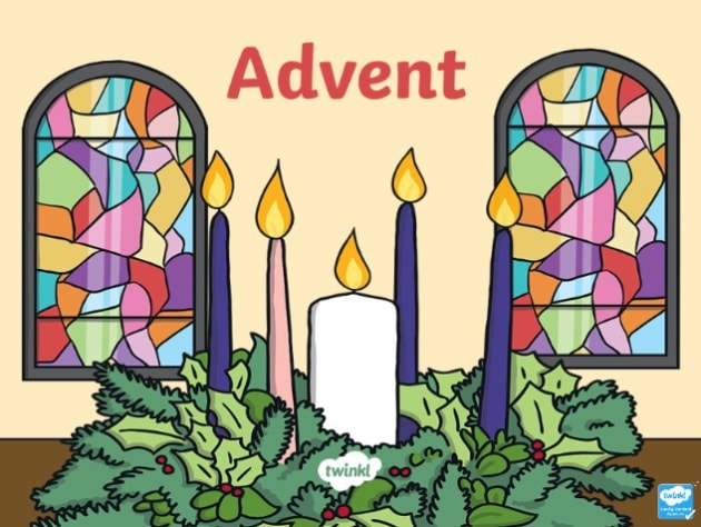 What is Advent? - Answered - Twinkl teaching Wiki