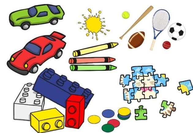 EYFS Toys