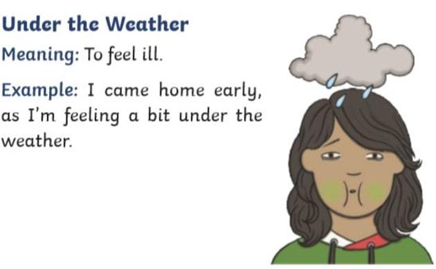 Idioms - Classroom Doodles | 389x630