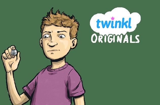 Twinkl Originals Character