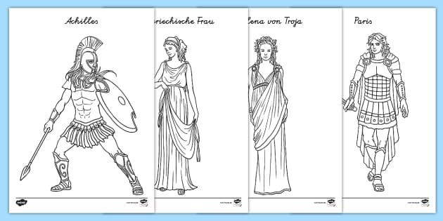Gemütlich Griechische Malvorlagen Galerie - Ideen färben - blsbooks.com