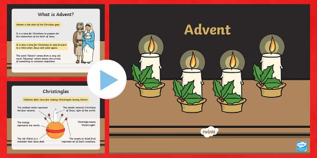 ks1 advent powerpoint christmas nativity jesus xmas xmas. Black Bedroom Furniture Sets. Home Design Ideas