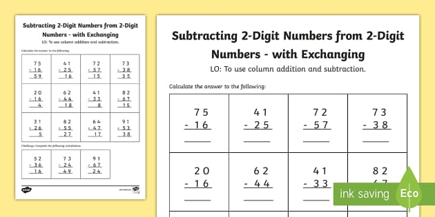 Written Subtraction  Crossing the Tens Boundary likewise Subtraction puzzle 1 furthermore donateapp co wp content uploads 2019 02 vertical a besides  in addition Subtraction Column Method by Mr Myerscough Says So   TpT together with Year 3 Addition And Subtraction Worksheets Pack Add Subtract Column besides Addition Worksheets Two Digit Column Addition Written Addition And in addition Questions With Single Digit Differences A Vertical Subtraction further addition and subtraction column method worksheets adding subtracting as well Subtracting Money Worksheets UK Money besides Year 3 Subtracting 2 Digit Numbers from 2 Digit Numbers in a Column as well Digit Minus Subtraction With No Regrouping Column Addition And further Subtracting Money Worksheets UK Money together with Free Printable Addition Worksheets 3 Digits also Column Addition Worksheets Addition Code Math Worksheet Column furthermore Missing number problems column addition and subtraction  by. on subtraction using column method worksheet