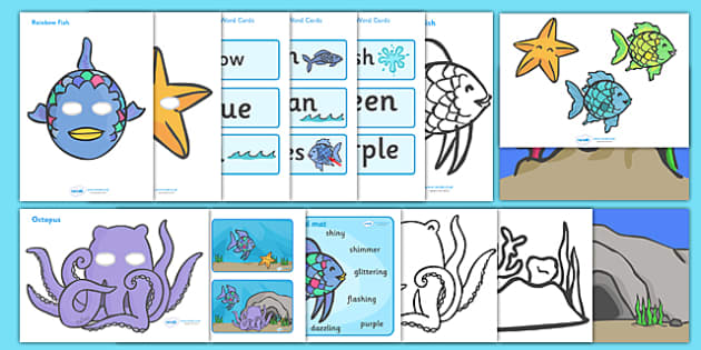 FREE Story Sequencing To Support Teaching On The Rainbow