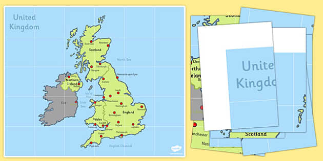 Bee Bot Mat UK Map Bee Bot Mat Uk Map Beebot Bee Bot - United kingdom map