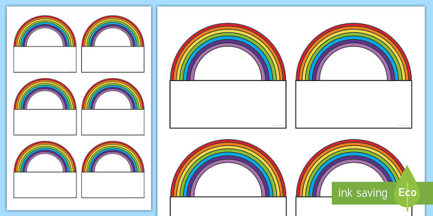 It is a picture of Free Printable Cubby Tags within preschool
