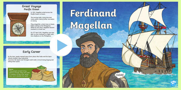 a biography and life work by ferdinand magellan an explorer from portugal That's what happened to ferdinand magellan, a portuguese explorer as a young man, magellan had traveled east from portugal ferdinand magellan: biography.