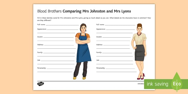 An Evaluation of Blood Brothers