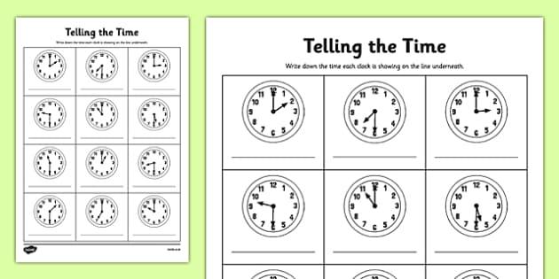 half past time worksheets o 39 clock half past times. Black Bedroom Furniture Sets. Home Design Ideas