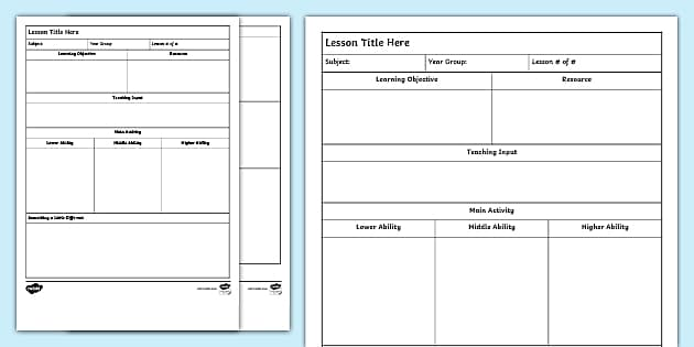 Fundraising Plan Template Word from images.twinkl.co.uk