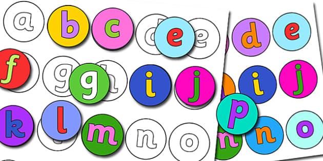 Alphabet Match Activity Alphabet Alphabet Match Matching