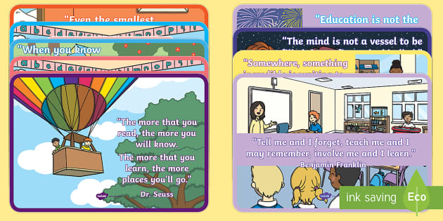 inspirational quotes for the classroom teacher made