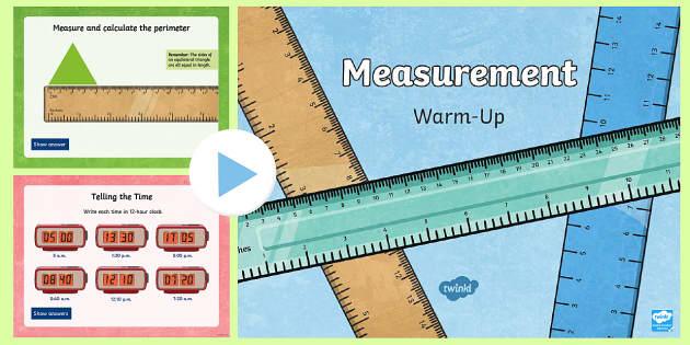 Maths Maths Warm-Ups Primary Resources - KS2 Maths