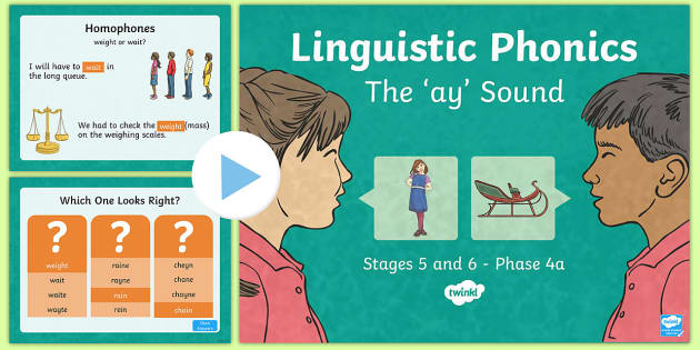 Northern Ireland Literacy Linguistic Phonics Stage 5 and 6 Phase 4a