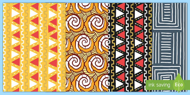 African patterns | 315x630