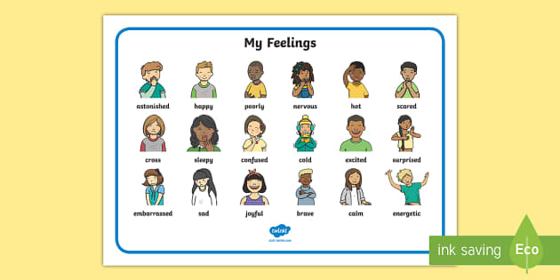 image about Printable Emotions Cards identify Cost-free! - Thoughts Phrase Playing cards - Term playing cards, flashcards