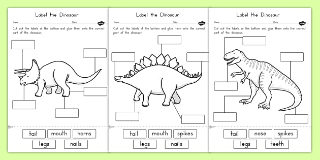 label the dinosaur worksheets australia dinosaur worksheets. Black Bedroom Furniture Sets. Home Design Ideas