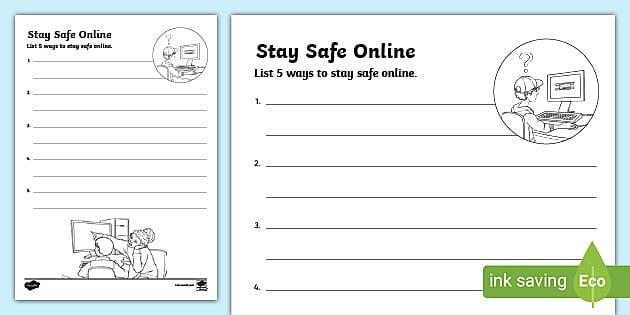 Interbet safety homework assignable cause