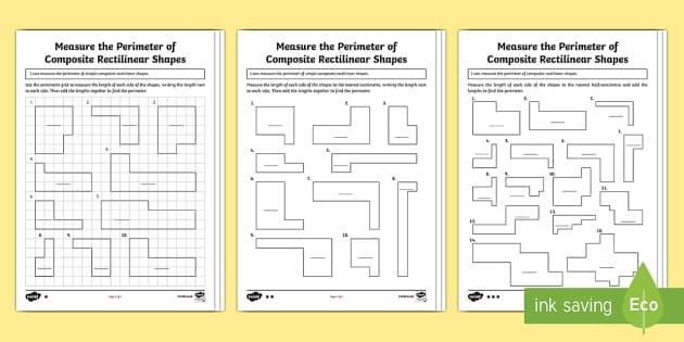 Ks2 Area And Perimeter Primary Resources Area