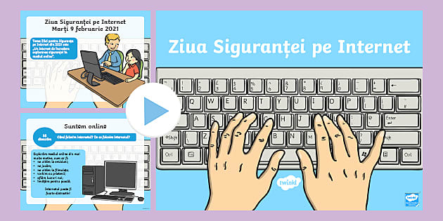 Internetul – cum să-l utilizăm în siguranță