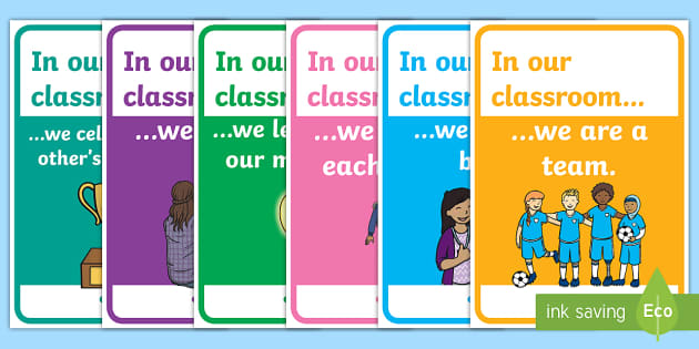 Design Classroom Posters ~ In our classroom display posters poster