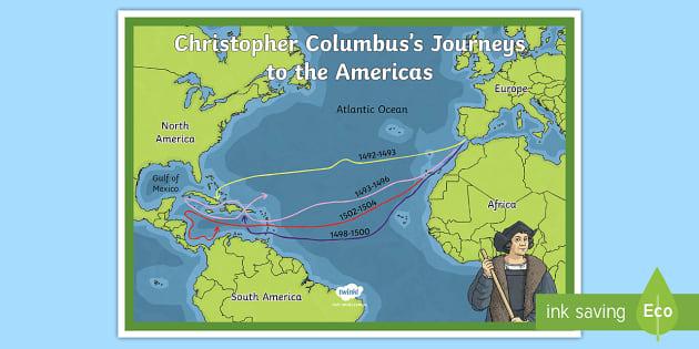 Map Of The World Before Columbus.Christopher Columbus Explorer Map Australian Curriculum Hass The