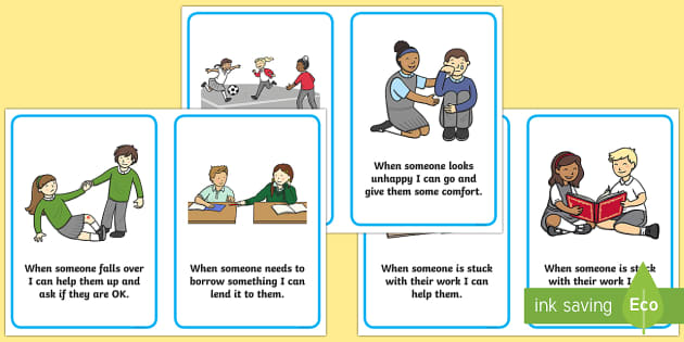 Free How To Be A Good Friend Cards How To Be A Good