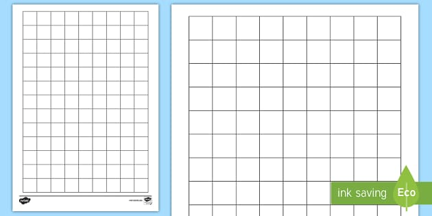 2cm squared editable paper worksheet    worksheet