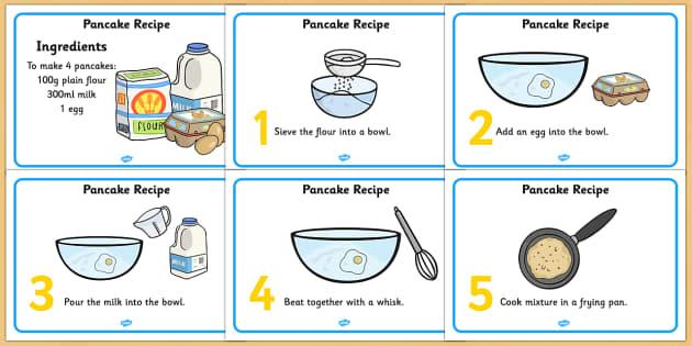 Pancake Recipe Sheets Pancake Pancake Day Recipe Cooking