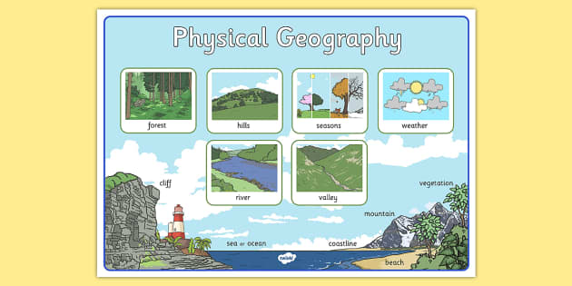 physical geography of africa pdf