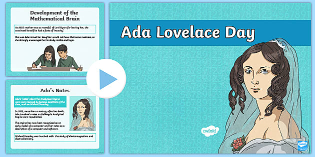 Ada Lovelace Day PowerPoint