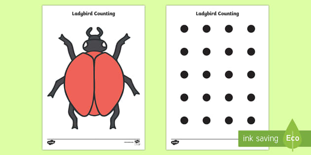 Easy Ladybug Coloring Pages Free Printable | 315x630