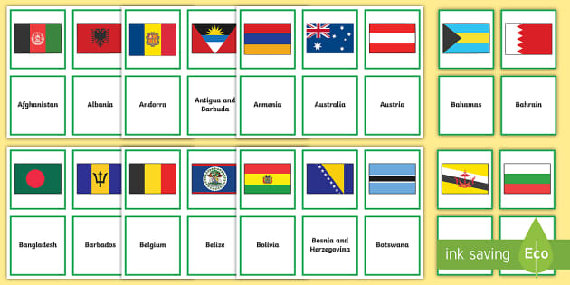 World Flags Memory Game - Play online at Y8.com