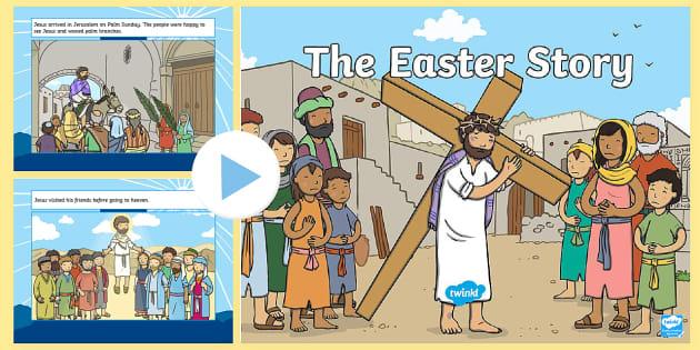 22 Top Holy Week Powerpoint Teaching Resources