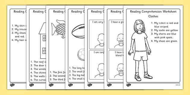 reading comprehension worksheets higher ability reading. Black Bedroom Furniture Sets. Home Design Ideas