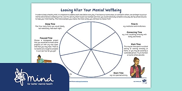 FREE! - Staff Wellbeing: Looking after your Mental Wellbeing