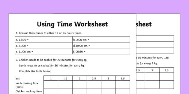 using time worksheet worksheet using time time worksheet time. Black Bedroom Furniture Sets. Home Design Ideas